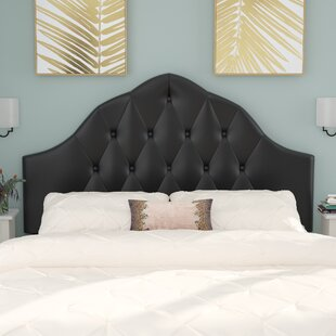 Joao Traditional Upholstered Panel Headboard by Willa Arlo Interiors