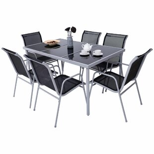 Stromberg 7 Piece Dining Set