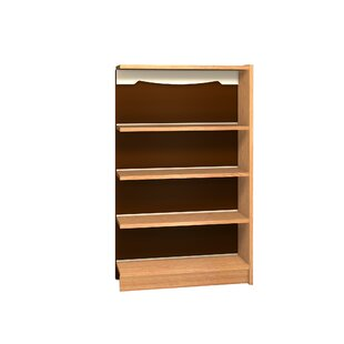 Glacier Standard Bookcase by Ironwood Modern