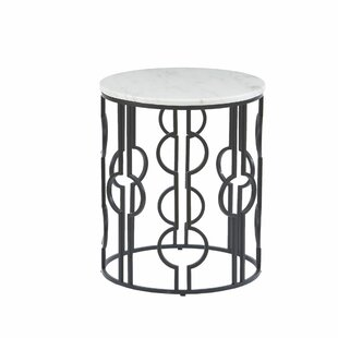 Trend Fontenelle End Table By Ivy Bronx