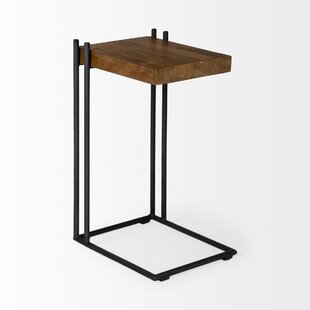 Broughton End Table by Williston Forge Fresh