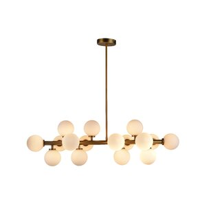 George Oliver Baltazar 16-Light Sputnik Chandelier