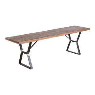 Maven Wood Bench By Williston Forge