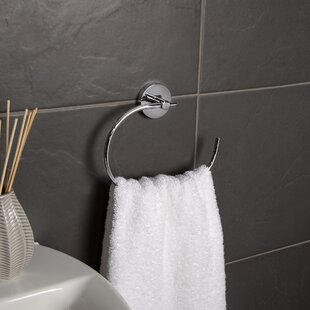 Pendle Wall Mounted Towel Ring by Croydex