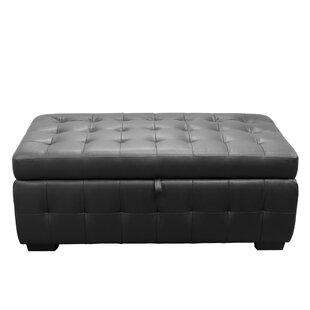 Diamond Sofa Zen Storage Trunk Ottoman
