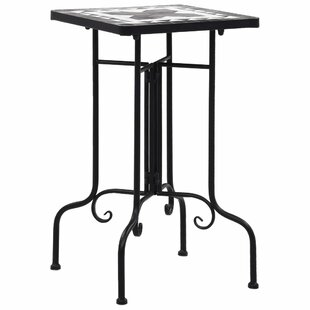 Clubmoss Bistro Table By World Menagerie
