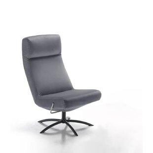 Dunmire Swivel Lounge Chair By Ebern Designs