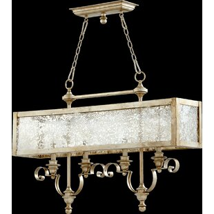 Quorum Champlain 4-Light Kitchen Island Pendant