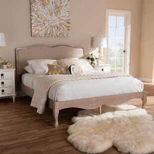 Lonoke Upholstered Platform Bed
