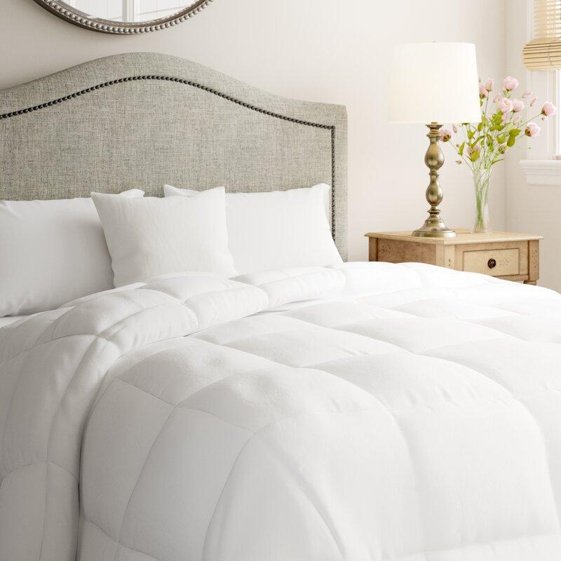 All Season Down Comforter Duvet Insert Alternative Comforter Cozy Home Bedding