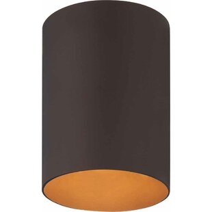 Bargain Outdoor Flush Mount By Volume Lighting