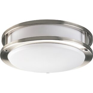 castille close to ceiling 1 light flush mount - Bathroom Ceiling Lights