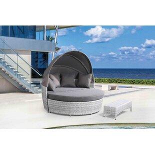 Carrasco Patio Daybed with..
