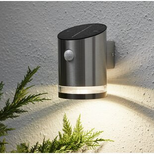 Thor LED Outdoor Light With PIR Sensor By Sol 72 Outdoor