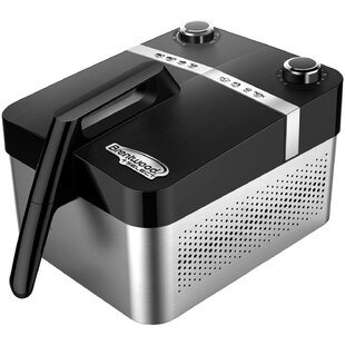 3.2 Liter Stainless Steel Rapid Air Fryer