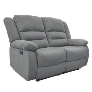 Compare prices Dedmond Reclining Loveseat by Winston Porter Reviews (2019) & Buyer's Guide