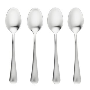 Stainless Steel Demitasse Spoon (Set of 4)