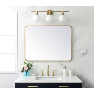 Brass Mirrors You Ll Love In 2021 Wayfair