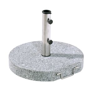 Poulin Stone Free Standing Umbrella Base By Sol 72 Outdoor