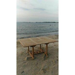 Extendable Teak Dining Table by IKsunTeak New Design