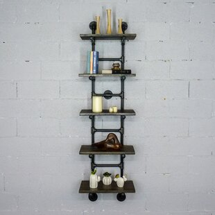 Purnell Ladder Bookcase by Williston Forge 2019 Coupon