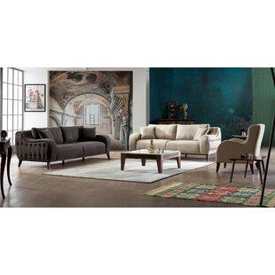 Brayden Studio Danos Sleeper Contemporary Living Room Collection