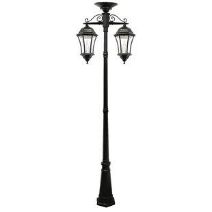 Victorian Solar Lamp 13-Light LED 90