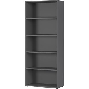 Miabella Bookcase By Ebern Designs