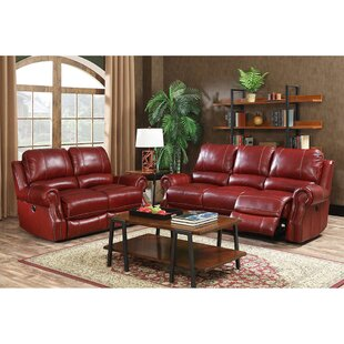 Denis 2 Piece Reclining Living Room Set by Red Barrel Studio