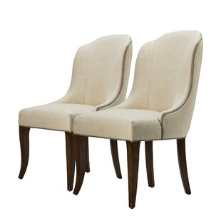 Scheidt Side Chair (Set of 2) by Canora Grey