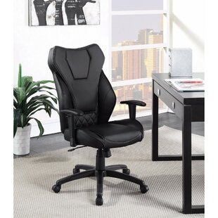 Laplant Stylish Executive Chair by Symple Stuff