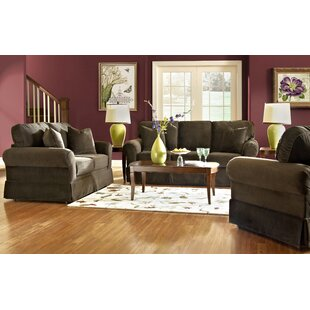 Klaussner Furniture Greenough Configurable Living Room Set