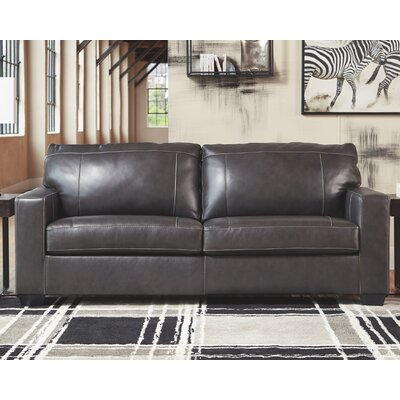 Leather Made In Usa Sofas You Ll Love In 2019 Wayfair
