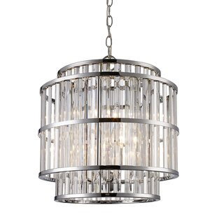 Mercer41 Beeston 4-Light Pendant