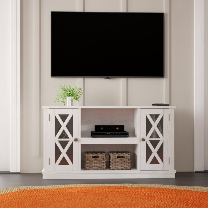 Wayfair Breakwater Bay Emelia Tv Stand For Tvs Up To 55 With