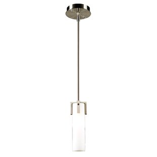 Ivy Bronx Altha 1-Light Cylinder Pendant