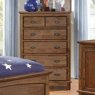 Ervine 6 Drawer Chest by Loon Peak