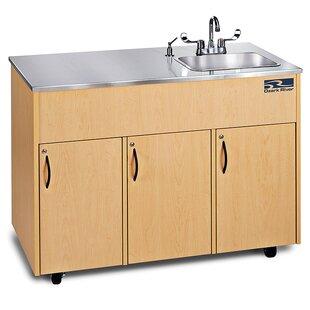 Quickview  sc 1 st  Wayfair & Portable Kitchen With Sink | Wayfair
