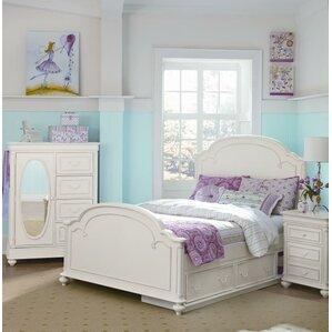 Kassidy Panel Customizable Bedroom Set