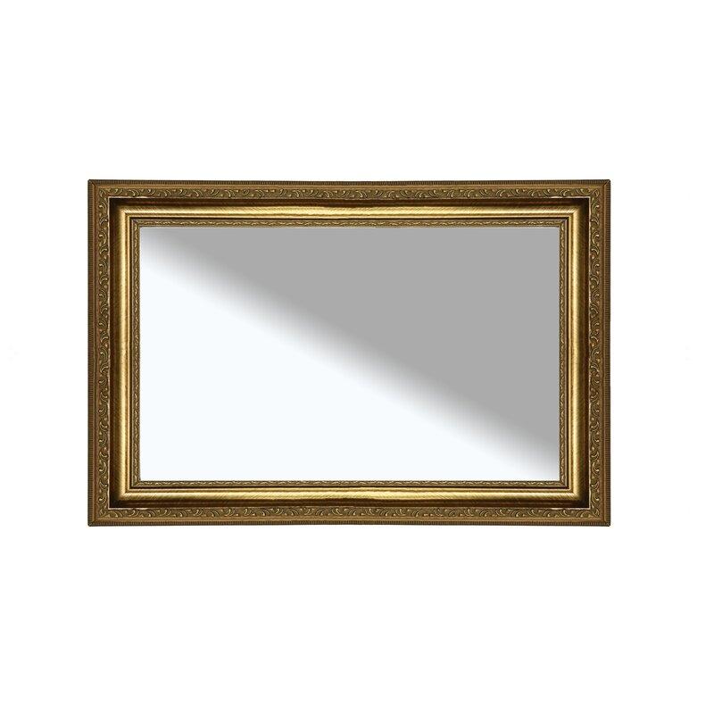 Astoria Grand Crose Wall Accent Mirror Reviews Wayfair