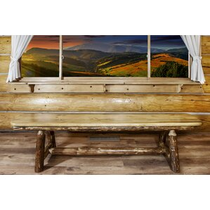 Tustin Plank Bench by Loon Peak