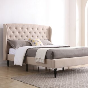Darby Home Co Nilah Upholstered Platform Bed