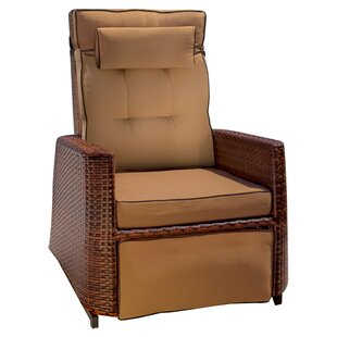 Charla Patio Chair with Cushion by