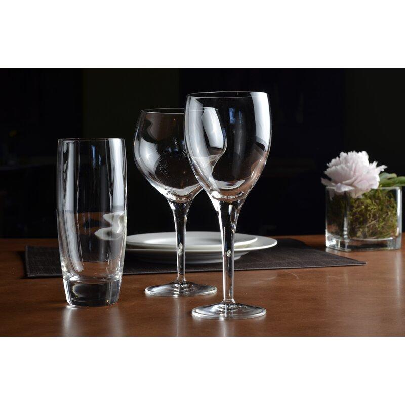 0c083ffafda Luigi Bormioli Michelangelo 17 oz. Red Wine Glass & Reviews | Wayfair