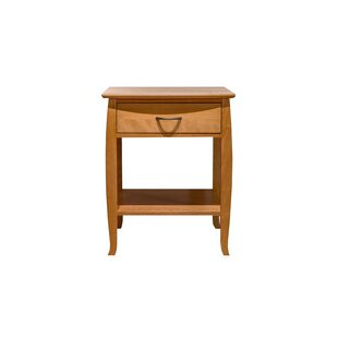 Gerth 1 Drawer Nightstand