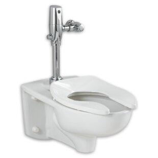 American Standard Afwall Ada Retrofit Universal Bowl Elongated Toilet Seat