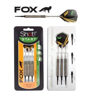 Fox Tungsten Soft Tip Dart Set