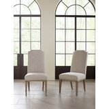 Monteverdi Upholstered Side Chair in Sun-bleached Cypress (Set of 2) by Rachael Ray Home