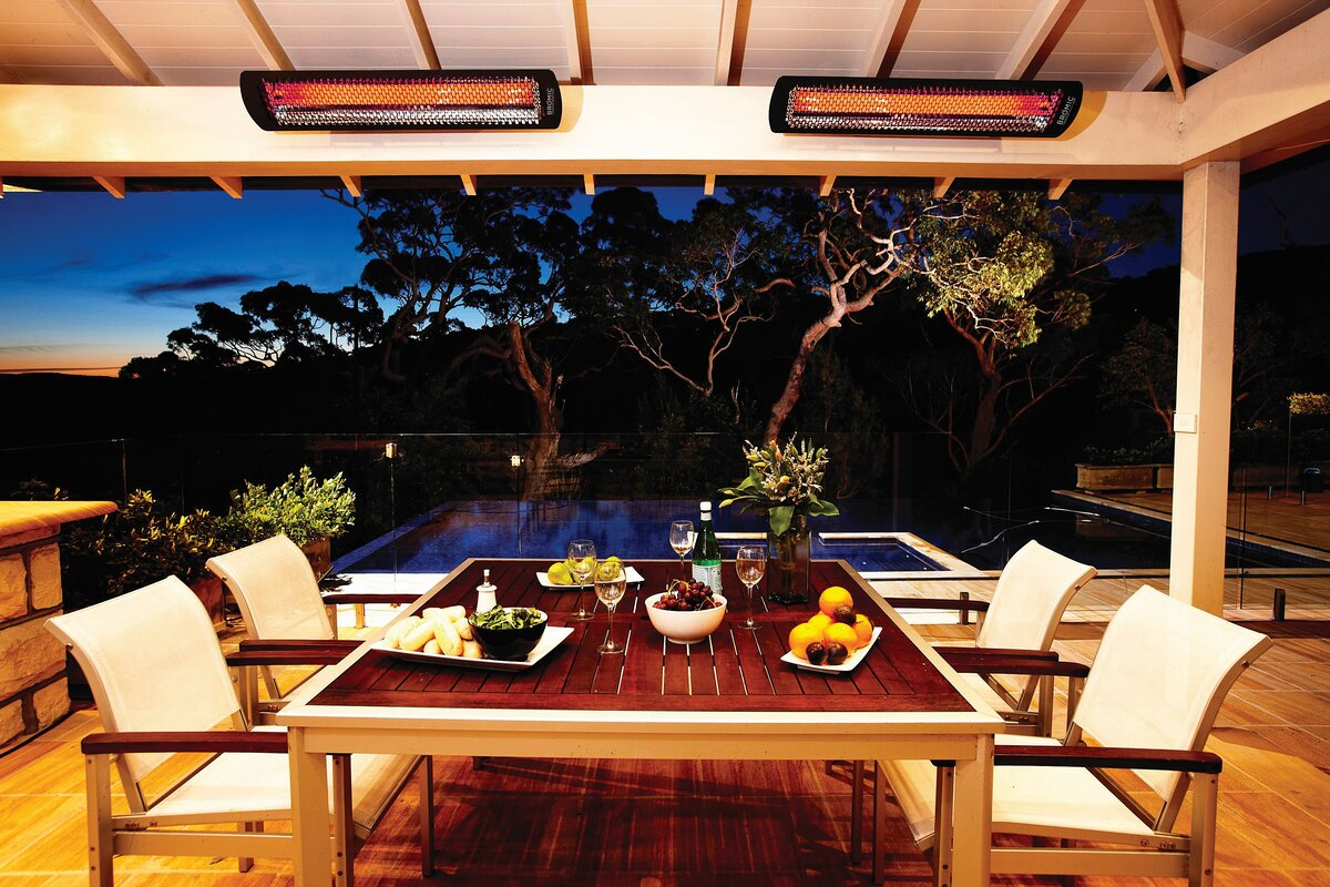 Mounted Patio Heaters