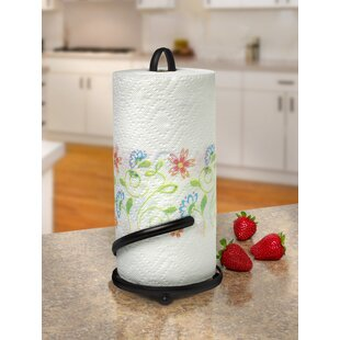 Metal Paper Towel Holder